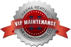 Graphic image of Hanna's VIP Maintenance program
