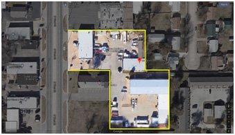 west location map - West Wichita